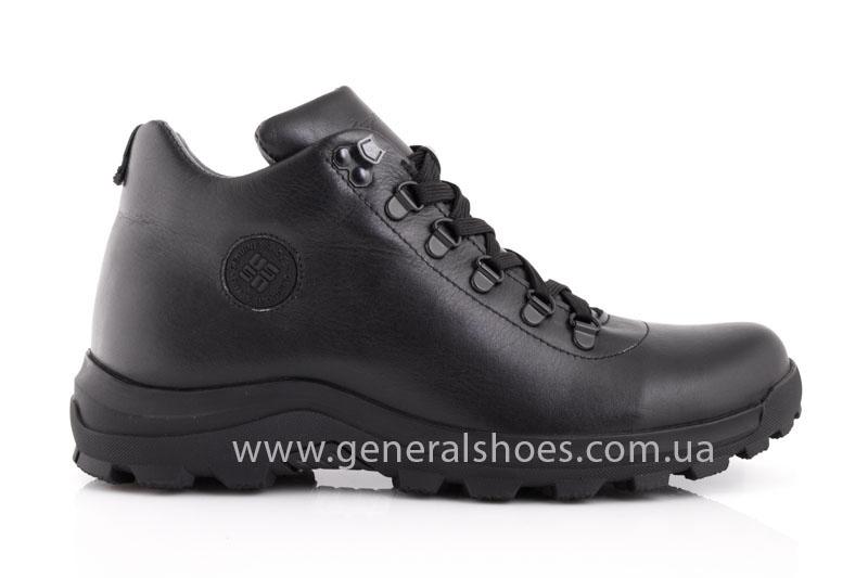 Зимние мужские ботинки GS 211 Alaska черные фото 2