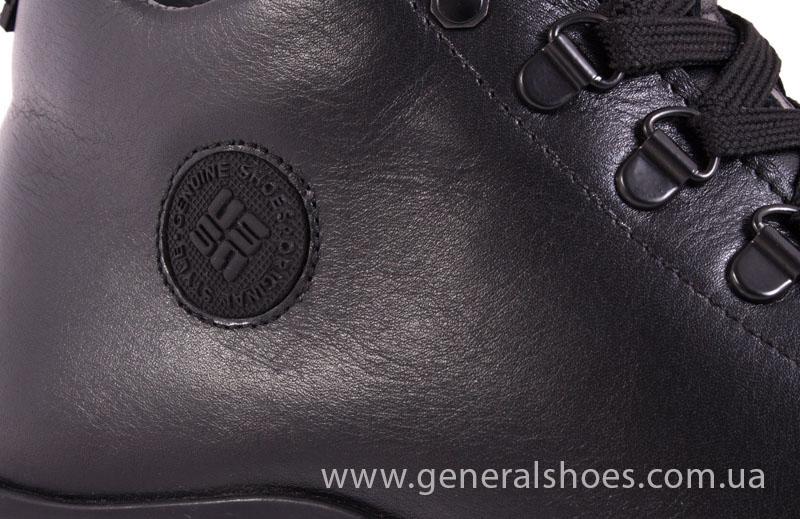 Зимние мужские ботинки GS 211 Alaska черные фото 5