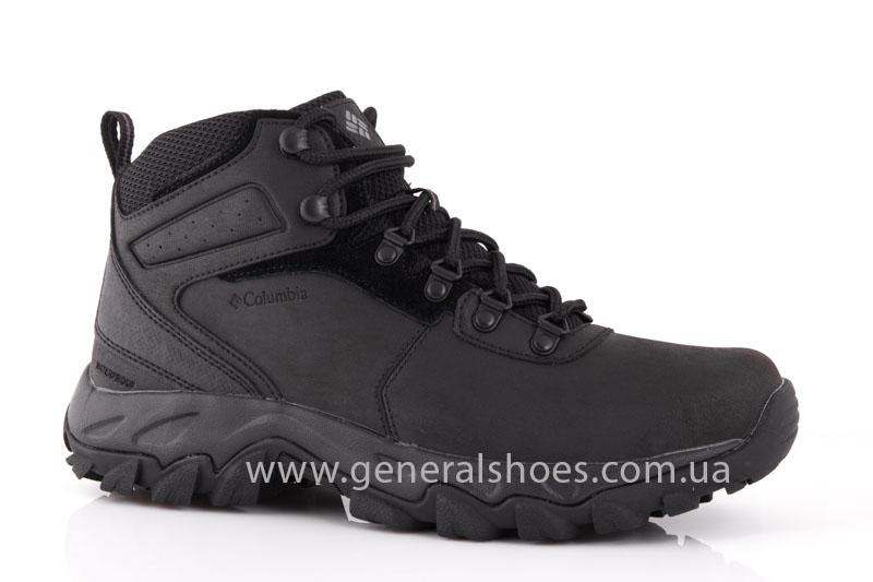 Мужские ботинки Columbia Newton Ridge Plus 2 Waterproof BM 3970-011 фото 1