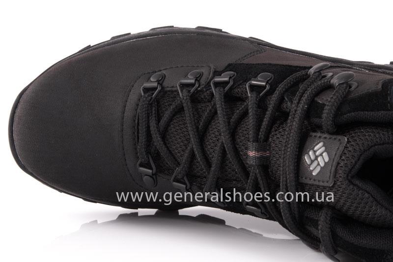 Мужские ботинки Columbia Newton Ridge Plus 2 Waterproof BM 3970-011 фото 6 e5b3cc41dcc3e