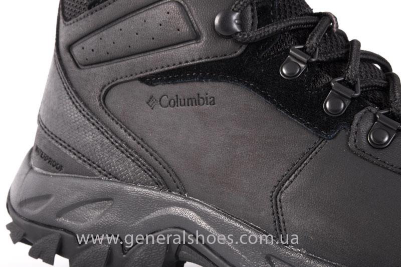 Мужские ботинки Columbia Newton Ridge Plus 2 Waterproof BM 3970-011 фото 7 bbaf44b49cee5