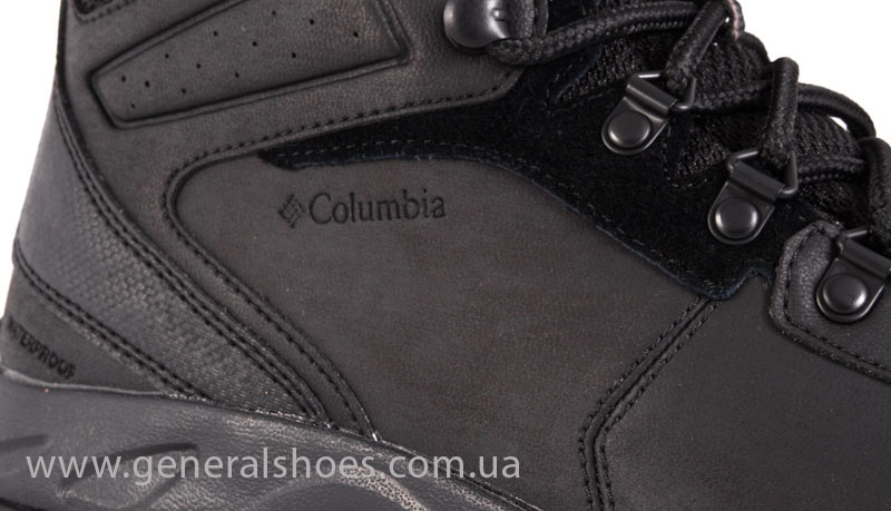 Мужские ботинки Columbia Newton Ridge Plus 2 Waterproof BM 3970-011 фото 8 6726e00fb6e2d