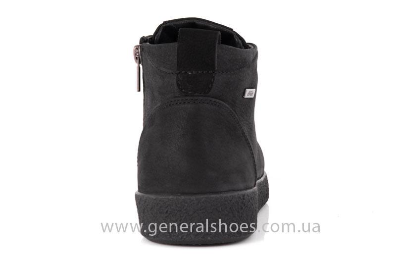 Мужские кожаные ботинки Koss байка фото 4