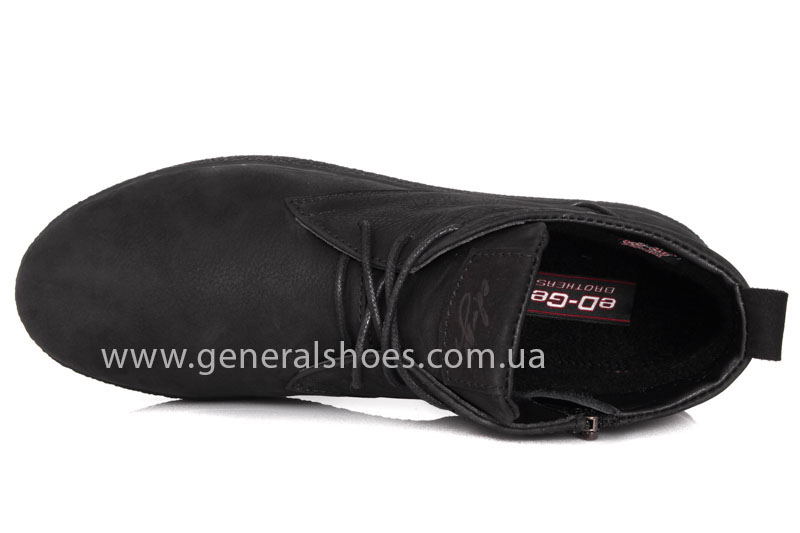 Мужские кожаные ботинки Koss байка фото 8