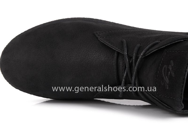 Мужские кожаные ботинки Koss байка фото 9
