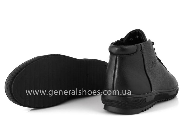 Мужские зимние ботинки Falcon 11919 черные фото 10