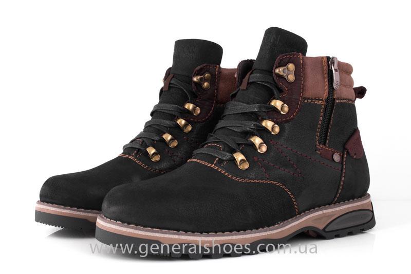 Мужские зимние ботинки Falcon 50717 черные 11