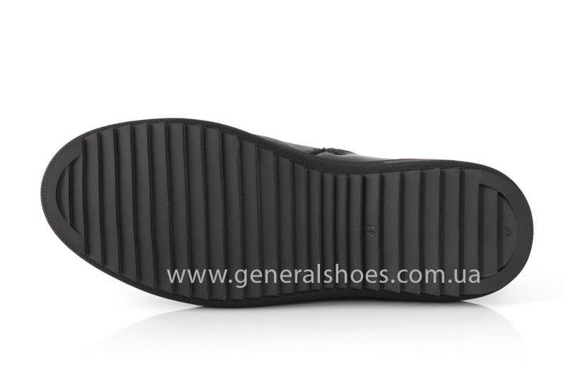 Мужские зимние ботинки Falcon 11919 черные фото 7