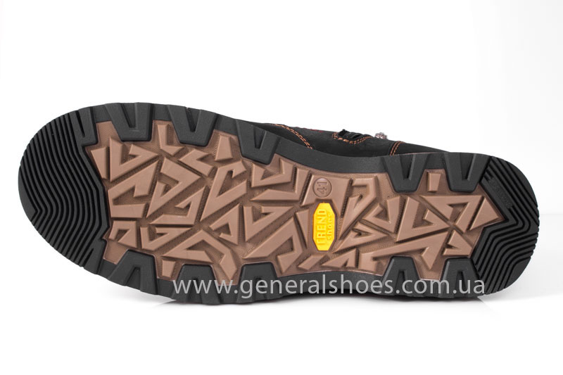 Мужские зимние ботинки Falcon 50717 черные фото 7
