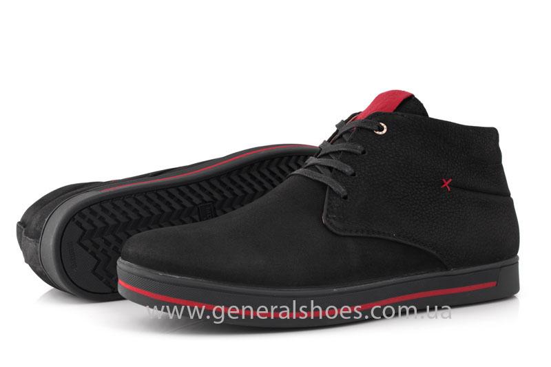 Мужские зимние ботинки Falcon 12719 R черные фото 11