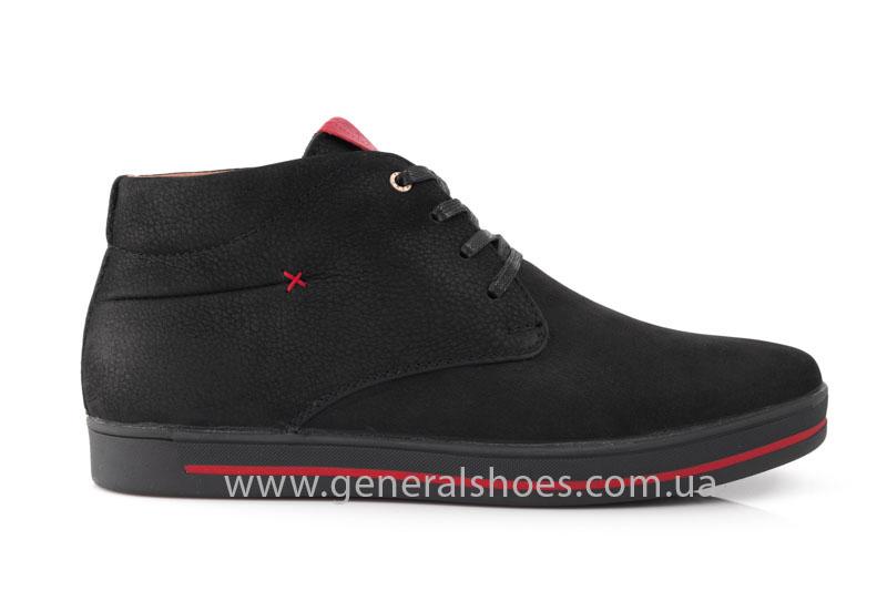 Мужские зимние ботинки Falcon 12719 R черные фото 2
