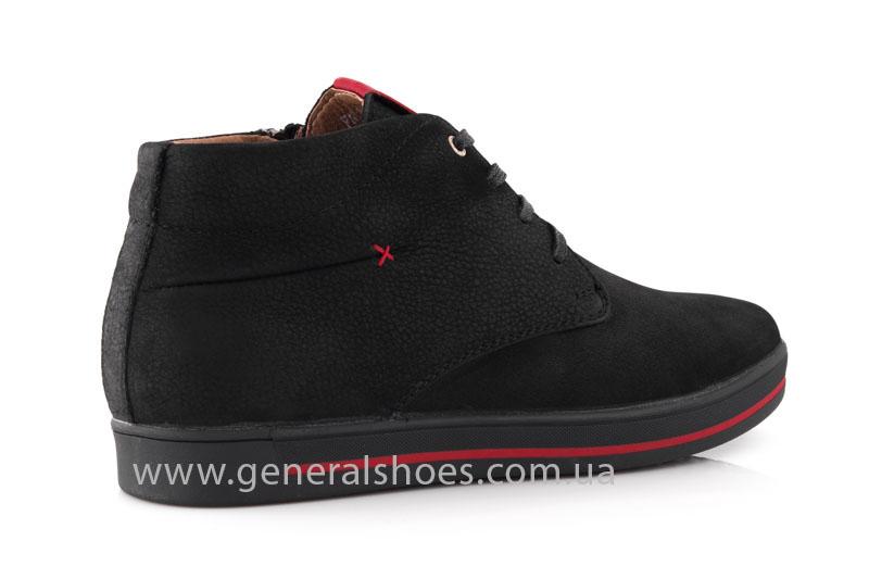 Мужские зимние ботинки Falcon 12719 R черные фото 3