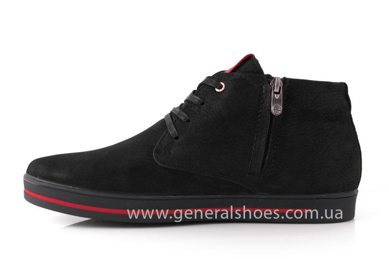 Мужские зимние ботинки Falcon 12719 R черные фото 4
