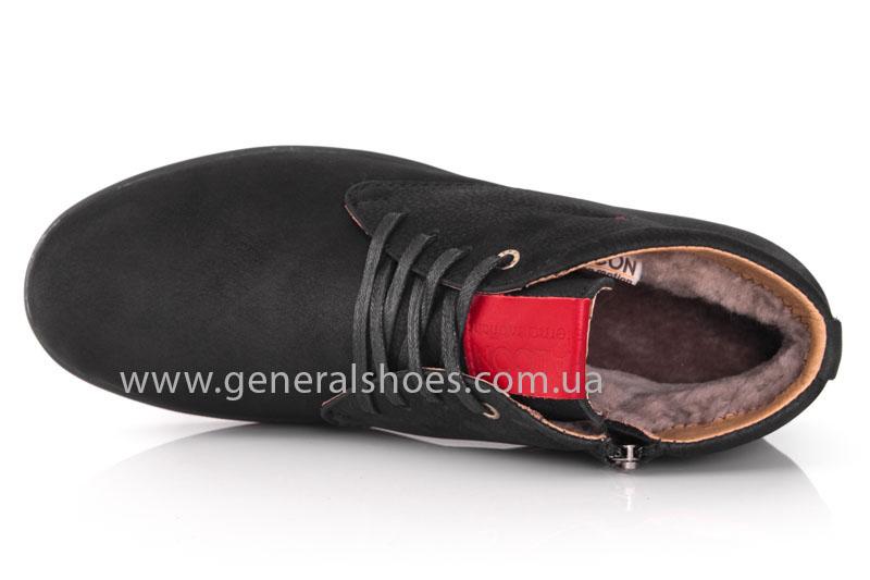 Мужские зимние ботинки Falcon 12719 R черные фото 5