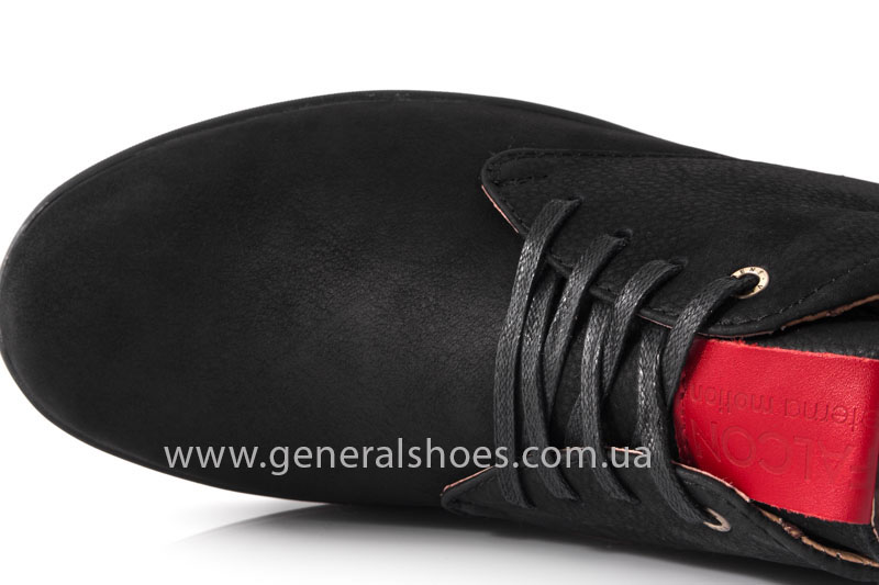 Мужские зимние ботинки Falcon 12719 R черные фото 6