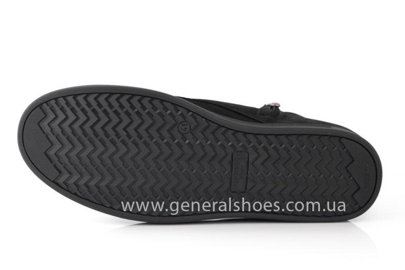 Мужские зимние ботинки Falcon 12719 R черные фото 7