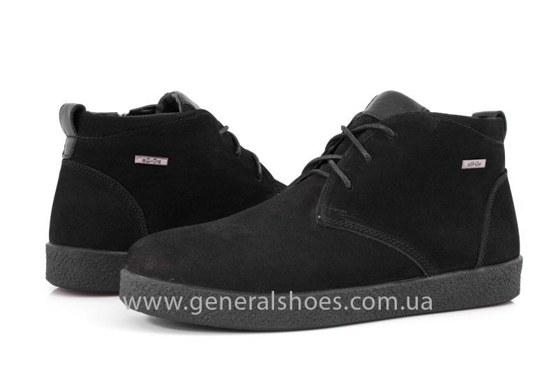 Мужские зимние ботинки Koss нубук фото 10