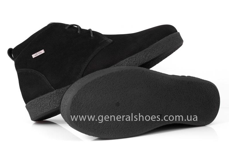Мужские зимние ботинки Koss нубук фото 11