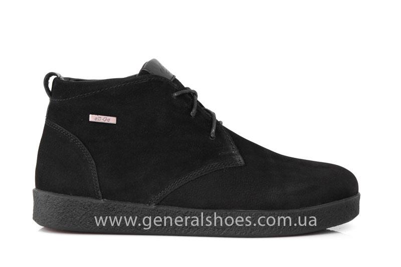 Мужские зимние ботинки Koss нубук фото 2