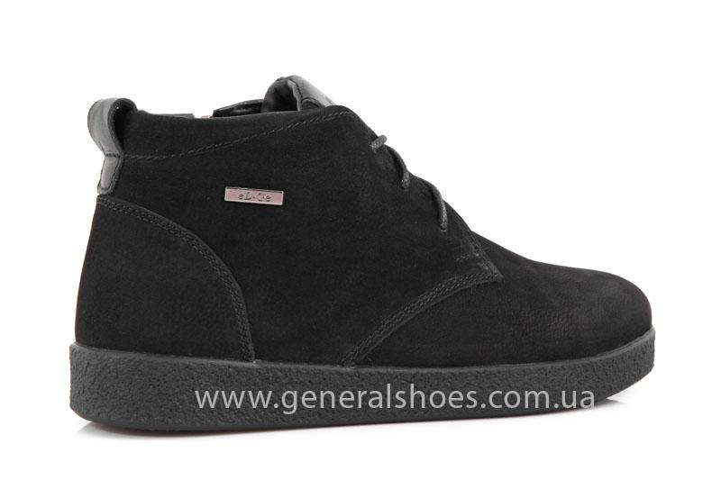 Мужские зимние ботинки Koss нубук фото 3