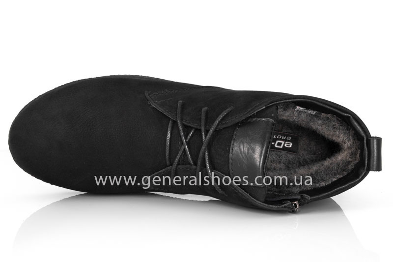 Мужские зимние ботинки Koss нубук фото 6