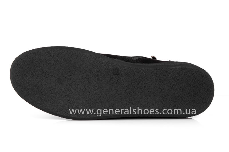 Мужские зимние ботинки Koss нубук фото 8