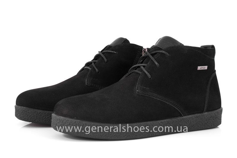 Мужские зимние ботинки Koss нубук фото 9