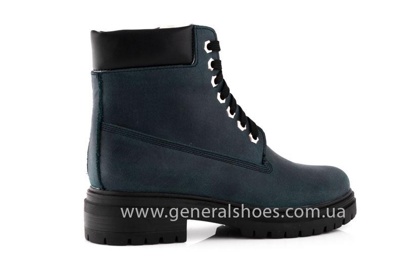Женские зимние ботинки GL 151 кожаные фото 3