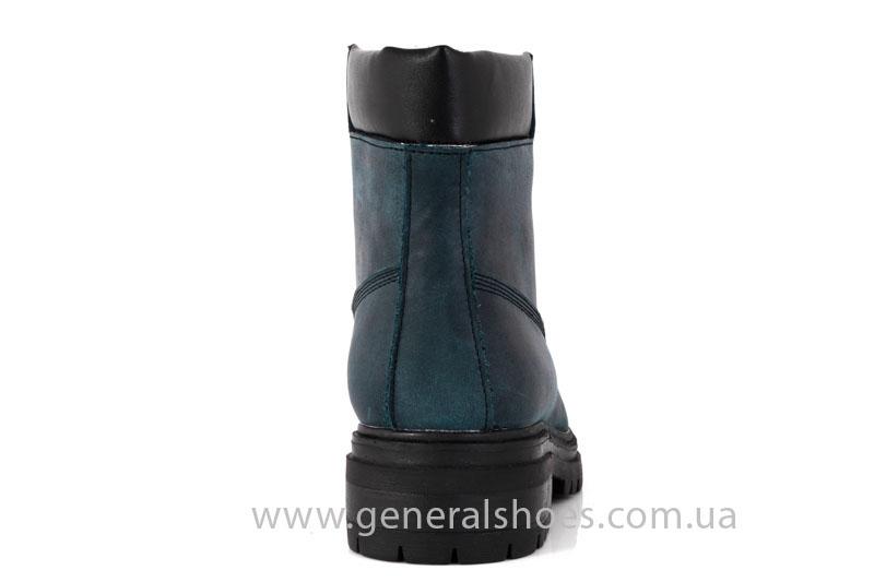 Женские зимние ботинки GL 151 кожаные фото 4