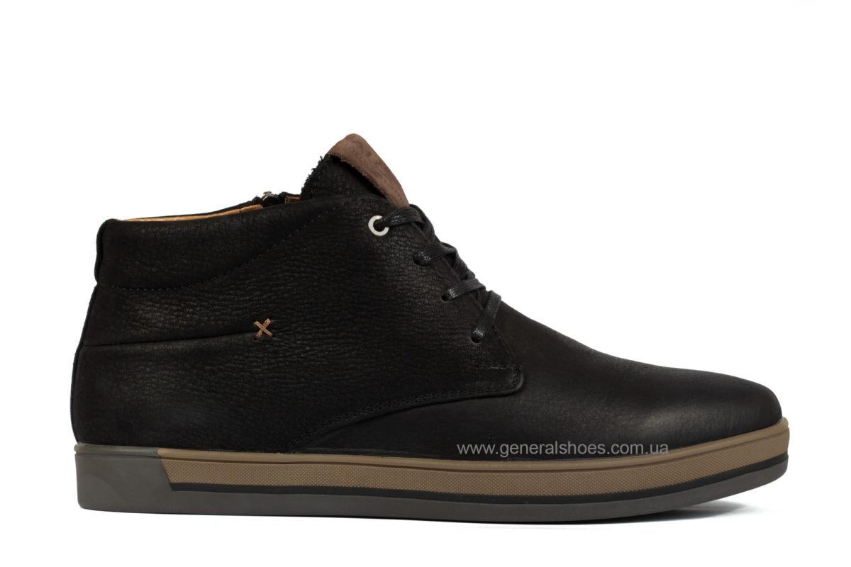 Зимние мужские ботинки Falcon 12719 кожаные фото 1