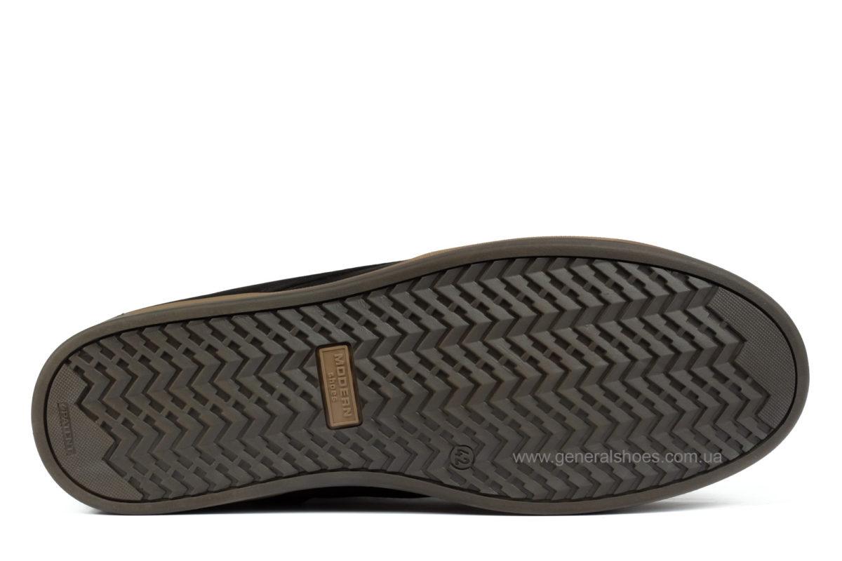 Зимние мужские ботинки Falcon 12719 кожаные фото 4