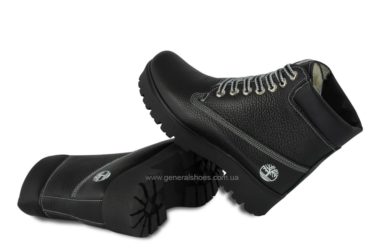 Зимние женские ботинки черные GL 07 фото 2