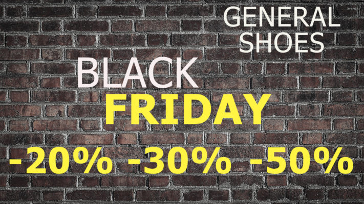 Черная пятница General Shoes