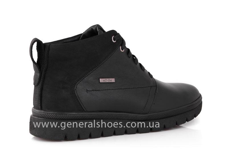 Мужские зимние ботинки Gex кожаные фото 3