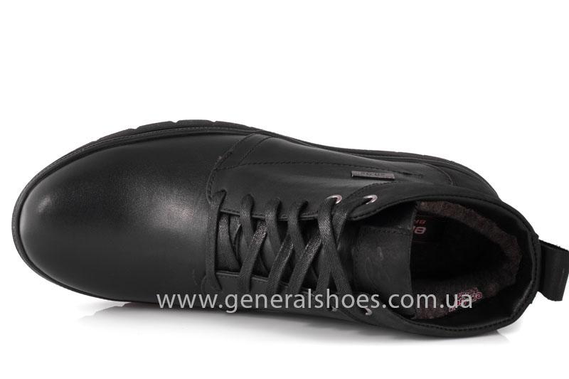Мужские зимние ботинки Gex кожаные фото 6