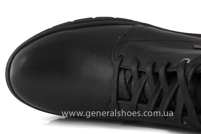 Мужские зимние ботинки Gex кожаные фото 7