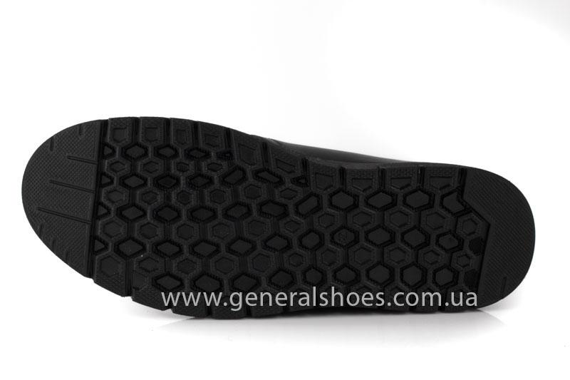 Мужские зимние ботинки Gex кожаные фото 8