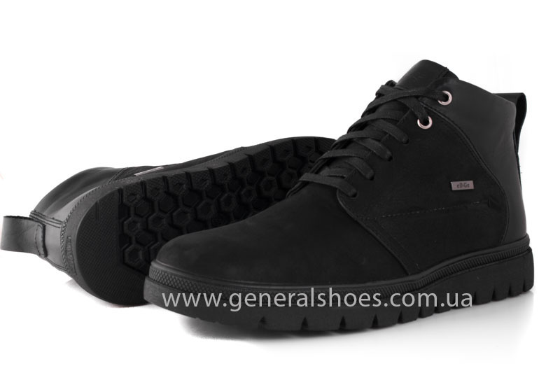 Мужские зимние ботинки Gex mat кожаные фото 11