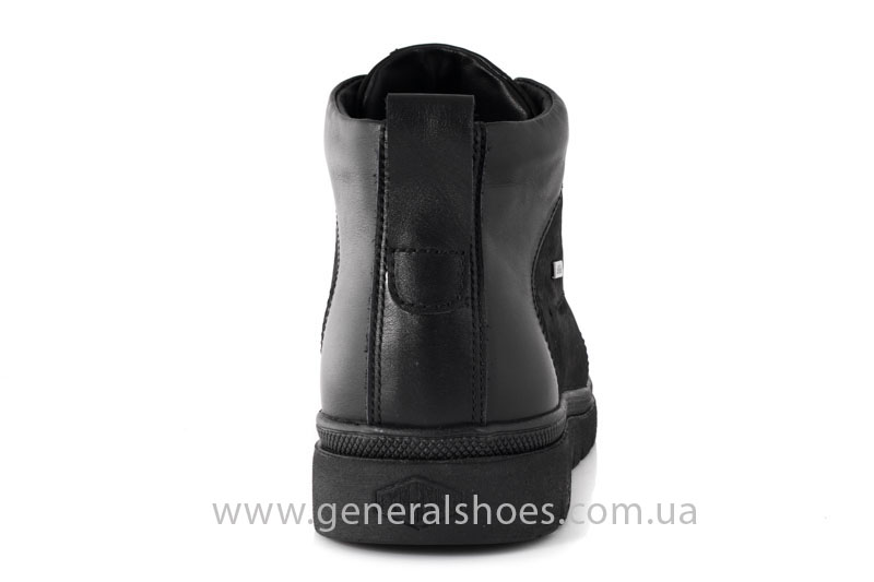 Мужские зимние ботинки Gex mat кожаные фото 4
