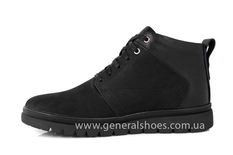 Мужские зимние ботинки Gex mat кожаные фото 5