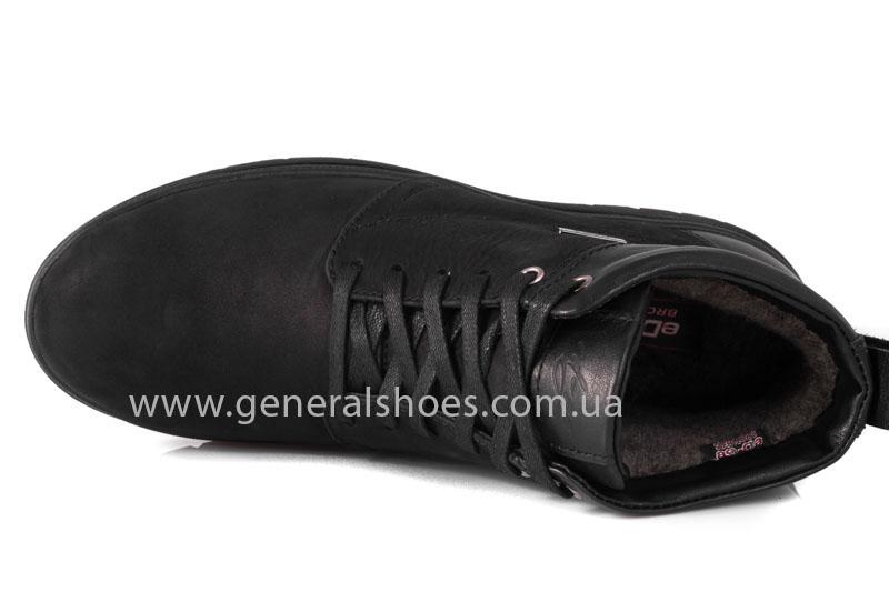 Мужские зимние ботинки Gex mat кожаные фото 6