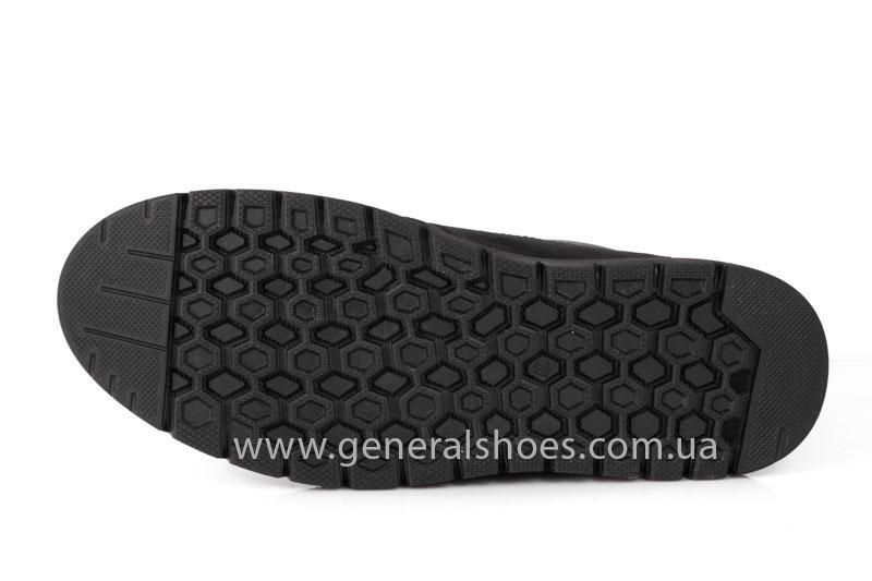 Мужские зимние ботинки Gex mat кожаные фото 8