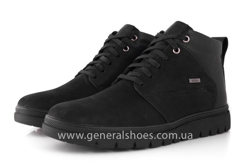 Мужские зимние ботинки Gex mat кожаные фото 9