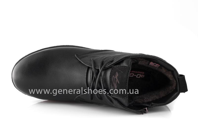 Мужские зимние ботинки Koss кожаные фото 5