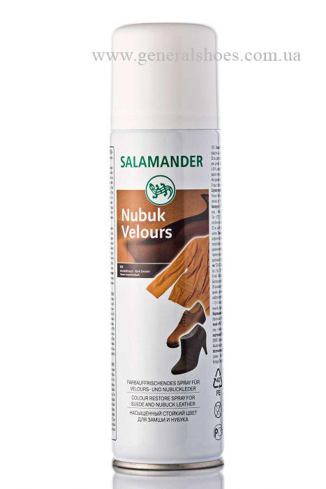 Краска-аэрозоль Salamander черный 250мл. фото 1