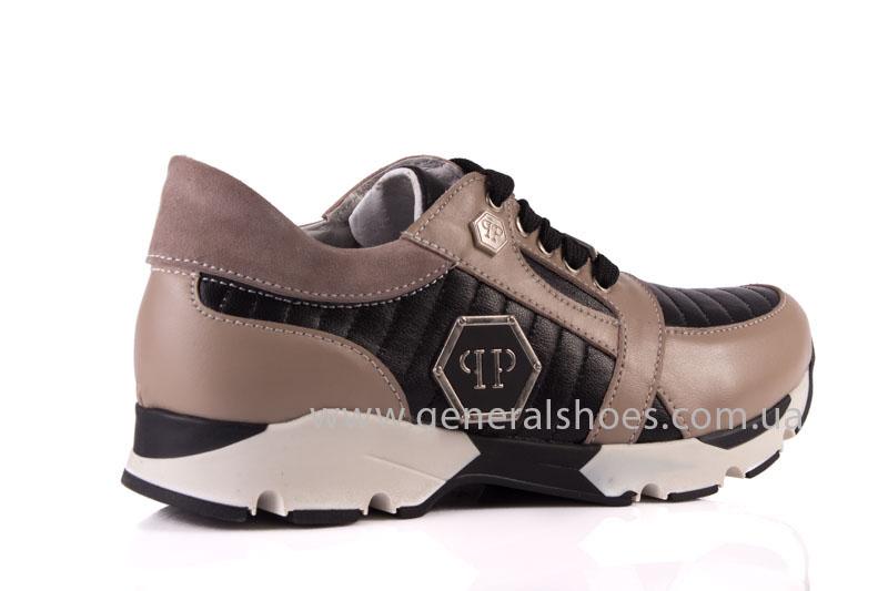 Кроссовки женские кожаные GL 0337 фото 3