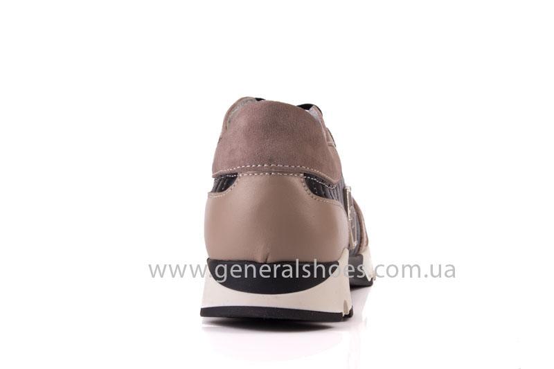 Кроссовки женские кожаные GL 0337 фото 4