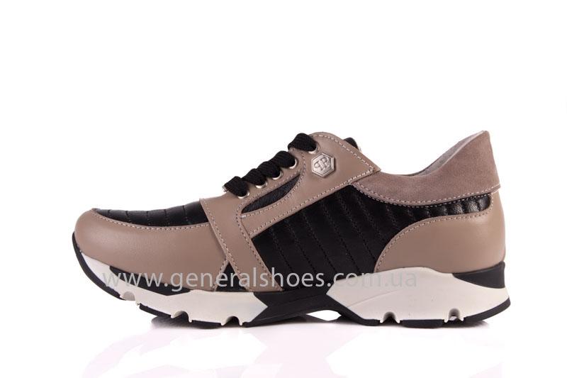 Кроссовки женские кожаные GL 0337 фото 5