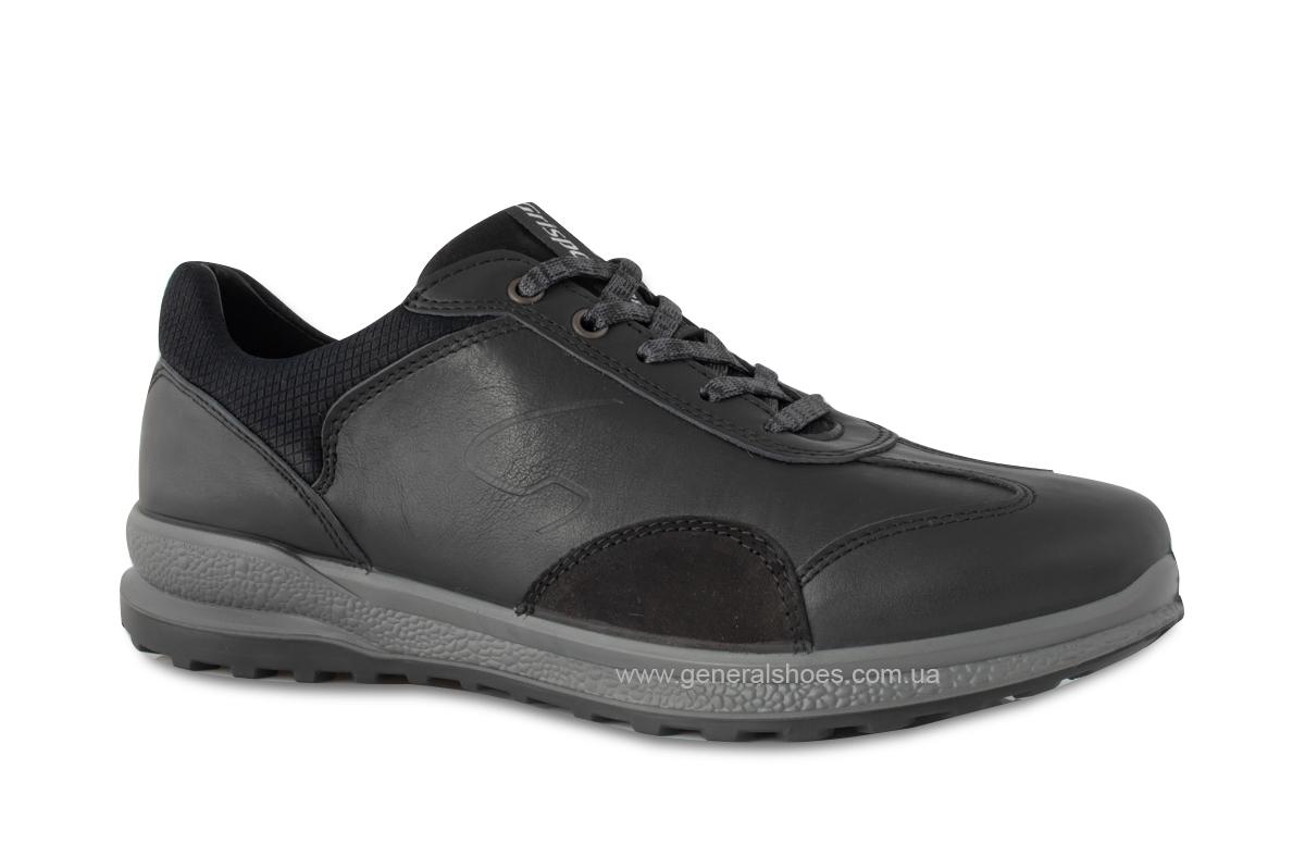 Кроссовки мужские кожаные Grisport 43313T2 Prime Италия фото 3