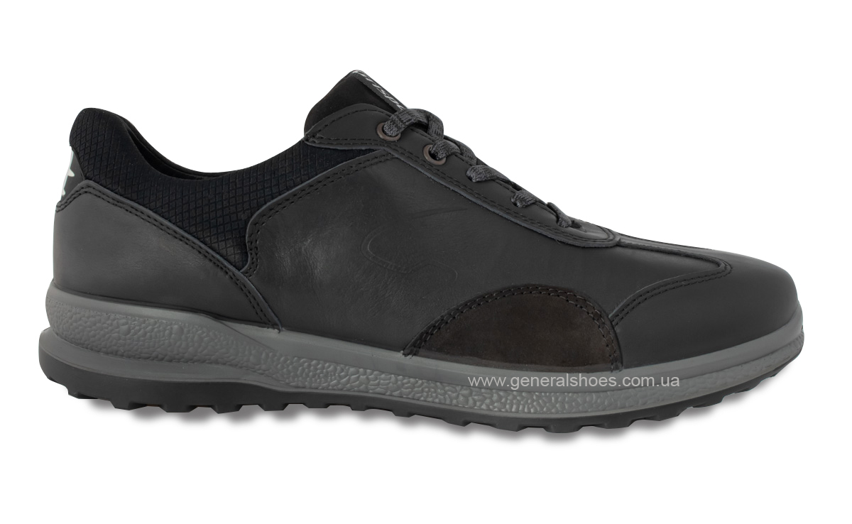 Кроссовки мужские кожаные Grisport 43313T2 Prime Италия фото 4